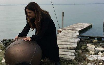 "Venice: Nina Dotti closed the Biannual with the ""Despójate"" performance"