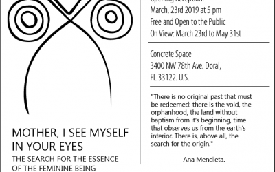 """Mother, I See Myself in Your Eyes"" a Group Exhibition in Celebration of Women's History Month"